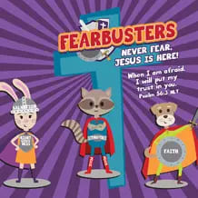 Fearbusters - Never Fear Jesus is Here