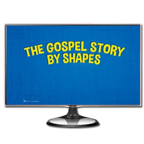 Gospel Story by Shapes
