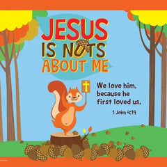 Jesus is Nuts About Me