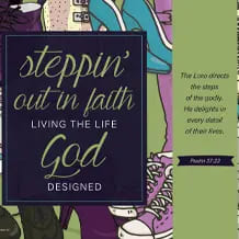Steppin' Out in Faith