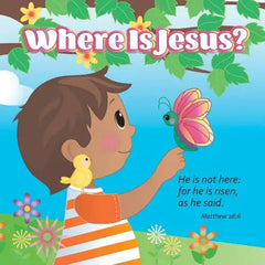 Where is Jesus