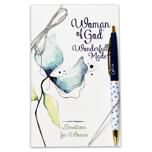 Woman of God®: Wonderfully Made