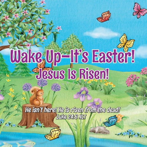 Wake Up - It's Easter