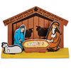 3D Nativity Foam Activity Kit - Christ the Savior Is Born