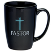 Pastor Appreciation Ceramic Mug with Gift Box