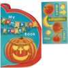 Accordion Fold Booklet with Stickers - Pumpkin Prayer