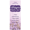 Jumbo Bookmark (Mother's Day) - Whispers of God's Love