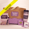 Spanish On the Go Gift Set - Whispers of God's Love