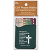Cell Phone Wallet & Pocket Card - Who Am I?