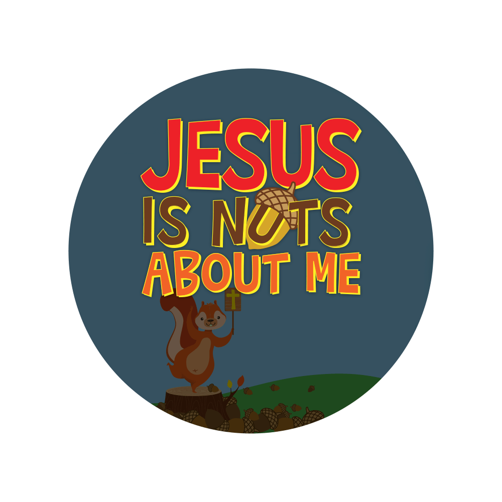Jesus is Nuts About Me Products