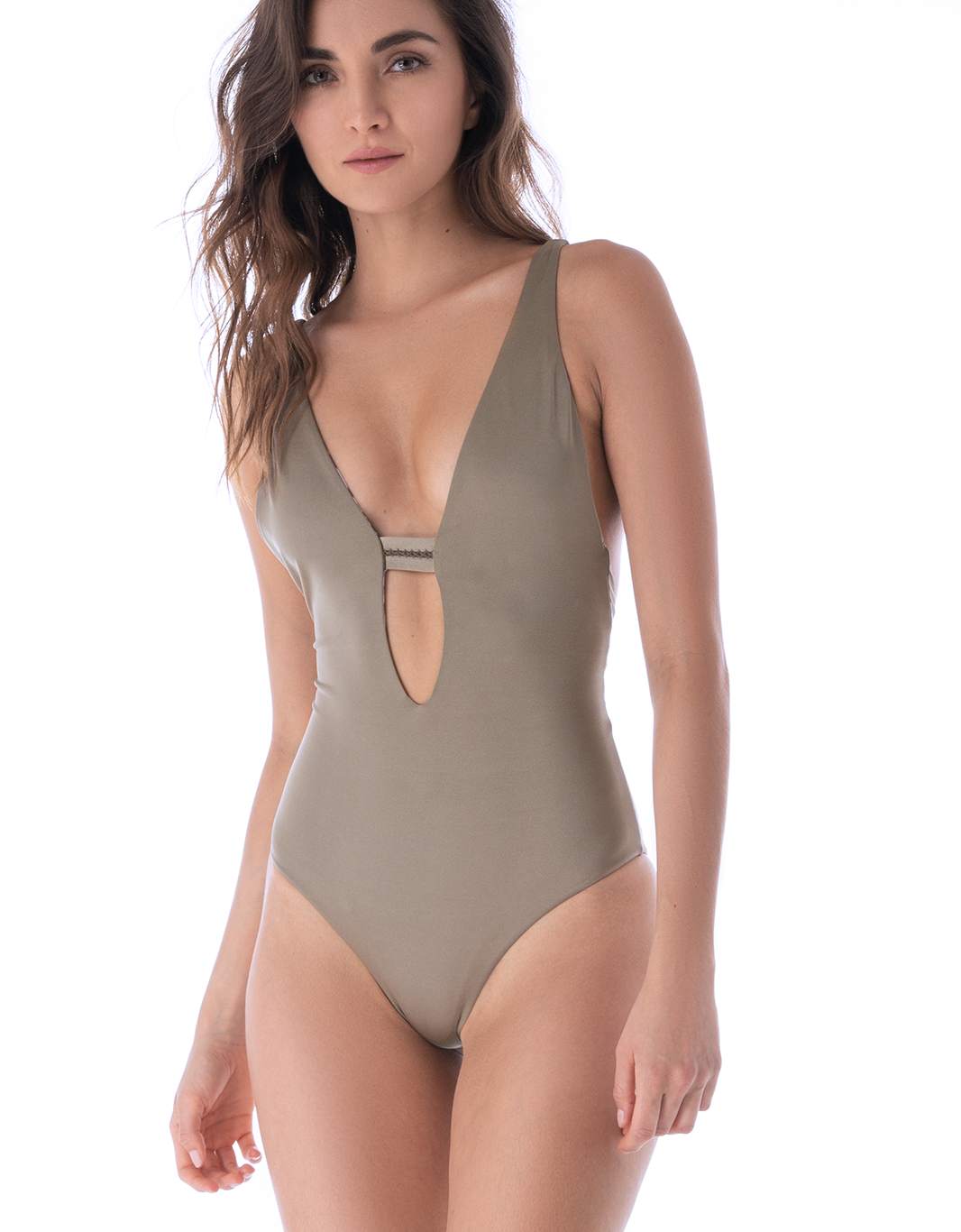 Zebrado del Mar One Piece - Eco Fabric