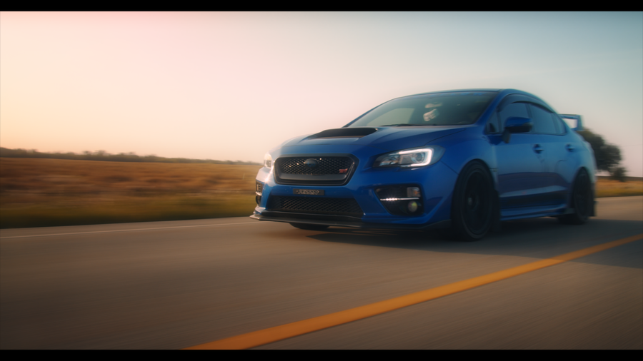 ULTIMATE CINEMATIC CAR PRESETS