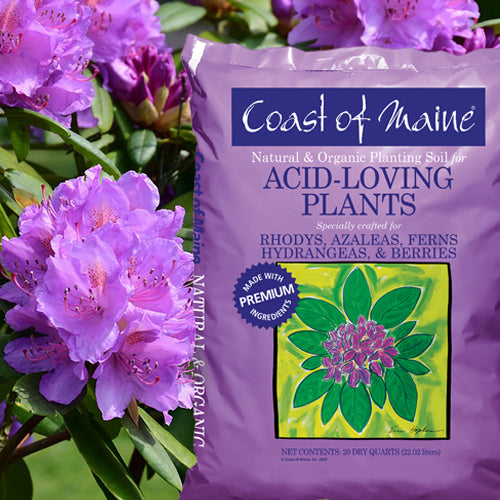 Coast of Maine® Acid Loving Soil