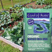 Load image into Gallery viewer, Coast of Maine® Castine Blend Raised Bed Mix