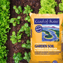Load image into Gallery viewer, Coast of Maine® Cobscook Blend Garden Soil