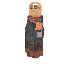 Load image into Gallery viewer, Men's Tweed Gardening Glove