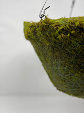 Load image into Gallery viewer, Moss Hanging Planter- Flat Bottomed