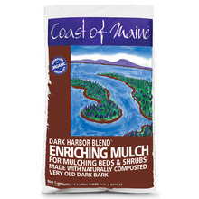 Load image into Gallery viewer, Coast of Maine® Dark Harbor Enriching Mulch