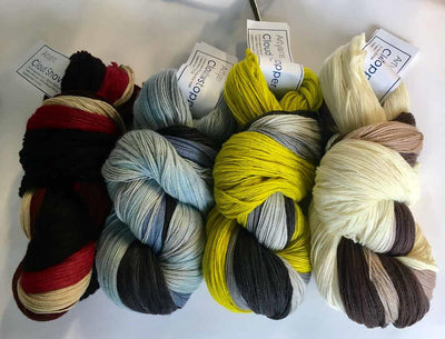 New Kits and KAL from Artyarns