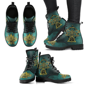 Dragonfly Lotus V10 Handcrafted Boots