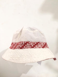 FN - Two Sides Batik Lereng Bucket Hat