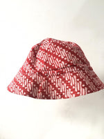 Load image into Gallery viewer, FN - Two Sides Batik Lereng Bucket Hat