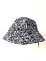 Load image into Gallery viewer, FN - Two Sides Batik Garutan Kawung Bucket Hat