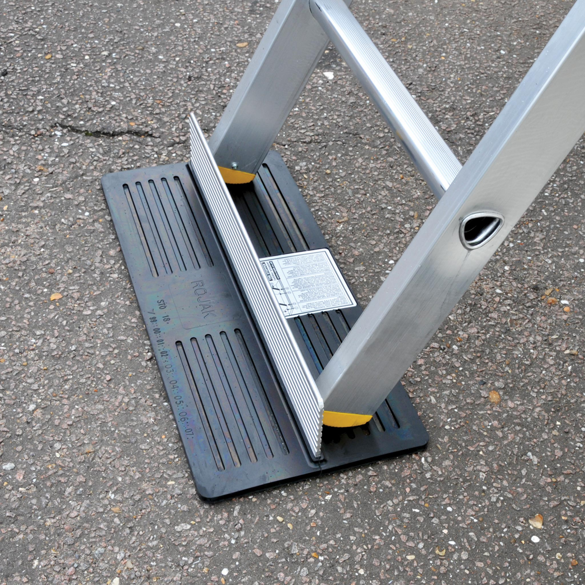 Rojak Ladder Stopper - Safety Base