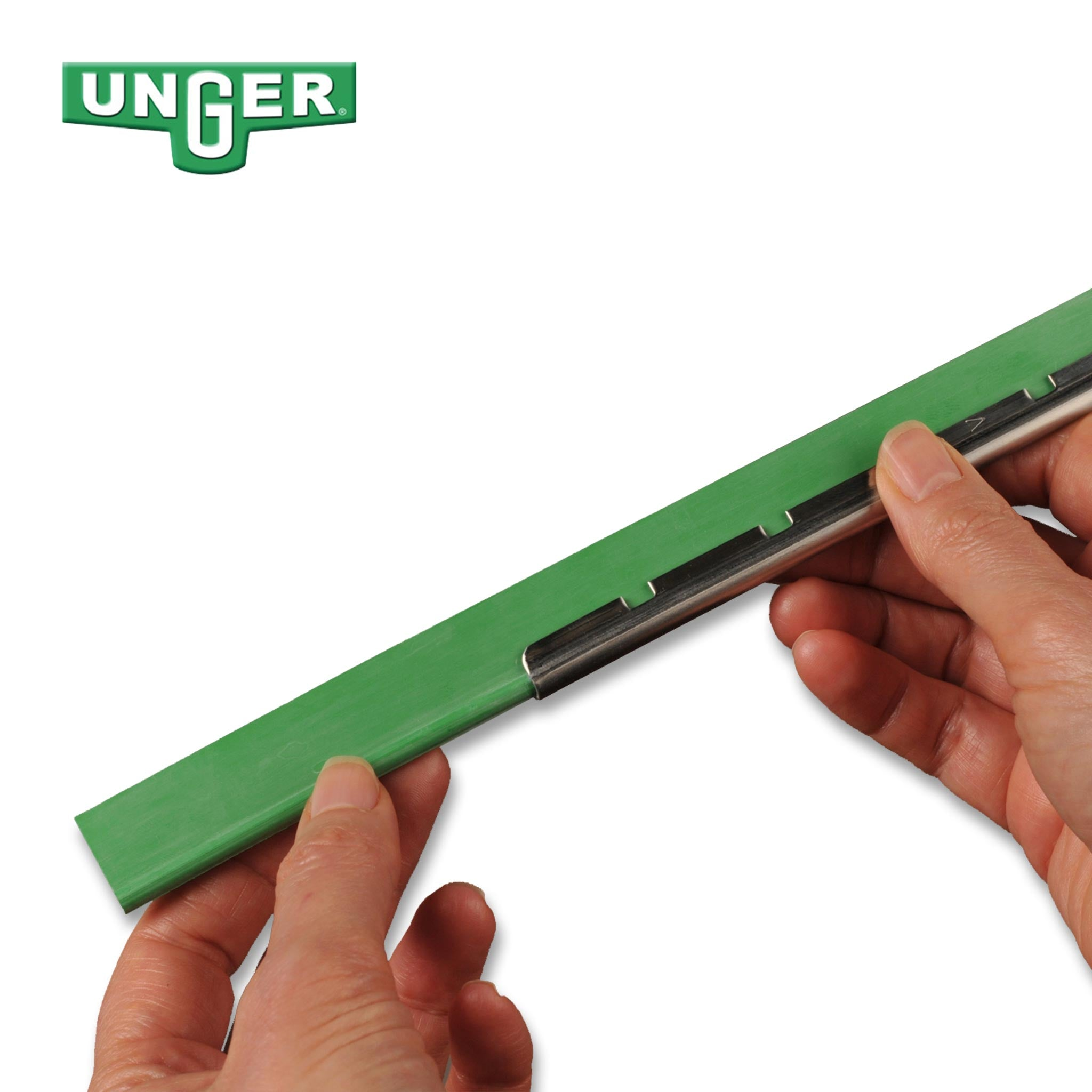 Unger Green Power Rubber