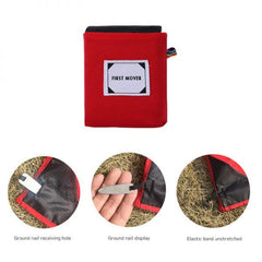 Portable Pocket Camping WATERPROOF POCKET MATS