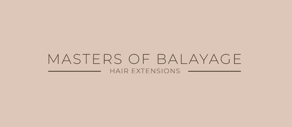 Masters of Balayage Events