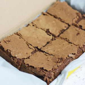 Signature Chocolate Brownie - The Spinning Wheel GF Bakery