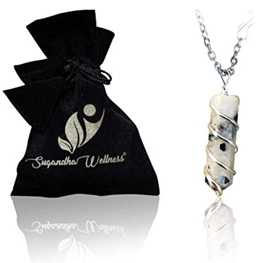 Crystal Healing Necklace - RegeneratingMeLifestyle