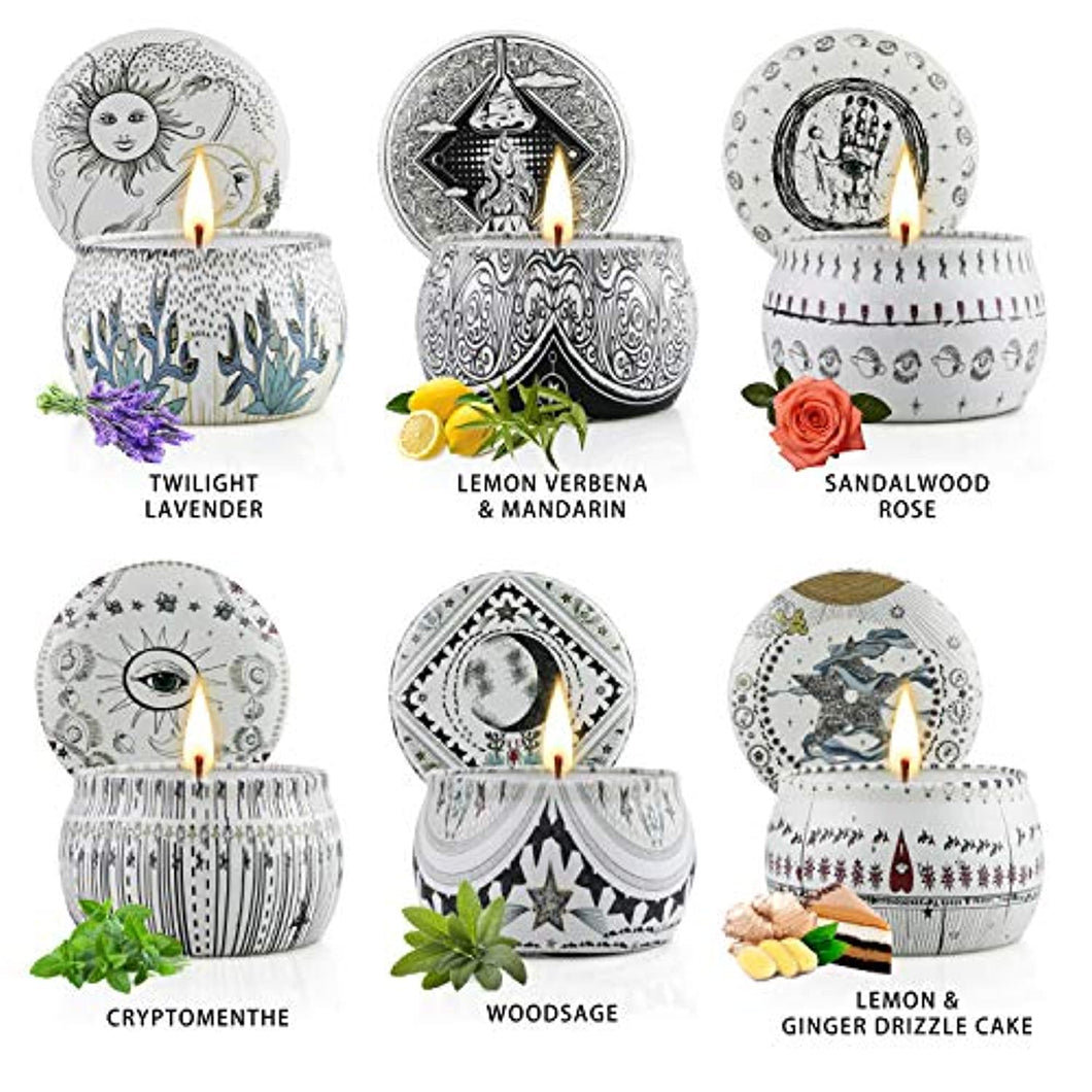 Scented Candle Sets - RegeneratingMeLifestyle