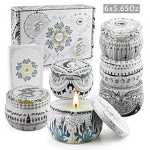 Load image into Gallery viewer, Scented Candle Sets - RegeneratingMeLifestyle