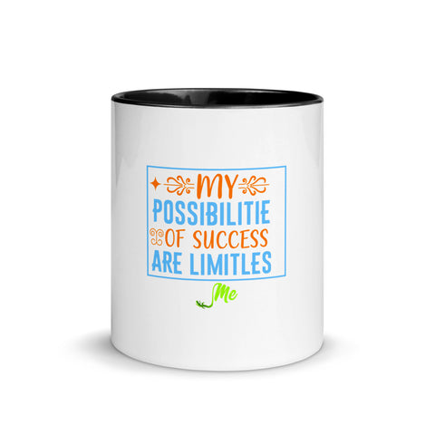 Mug with Color Inside - RegeneratingMeLifestyle