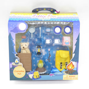 Lottie Campfire Fun Set