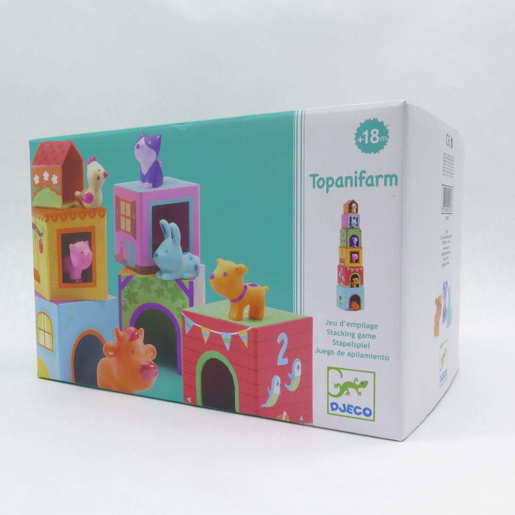 Topanifarm Infant Blocks