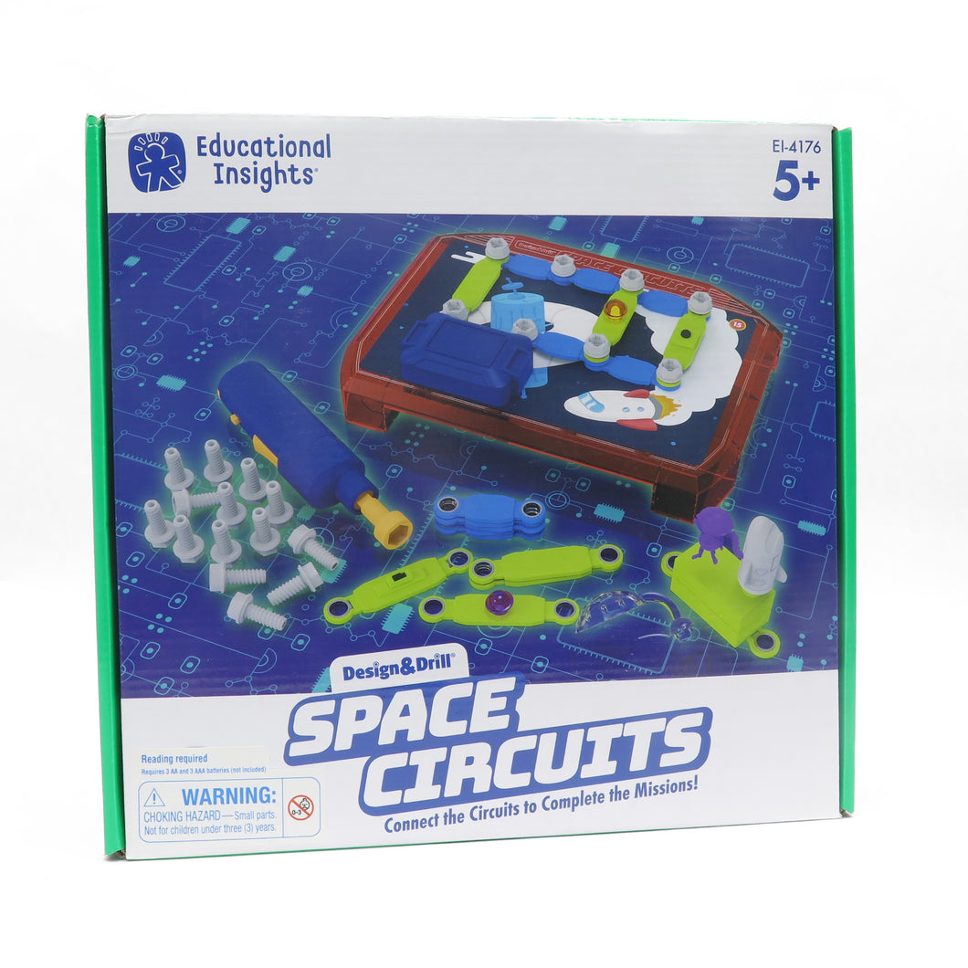Design & Drill Space Circuits