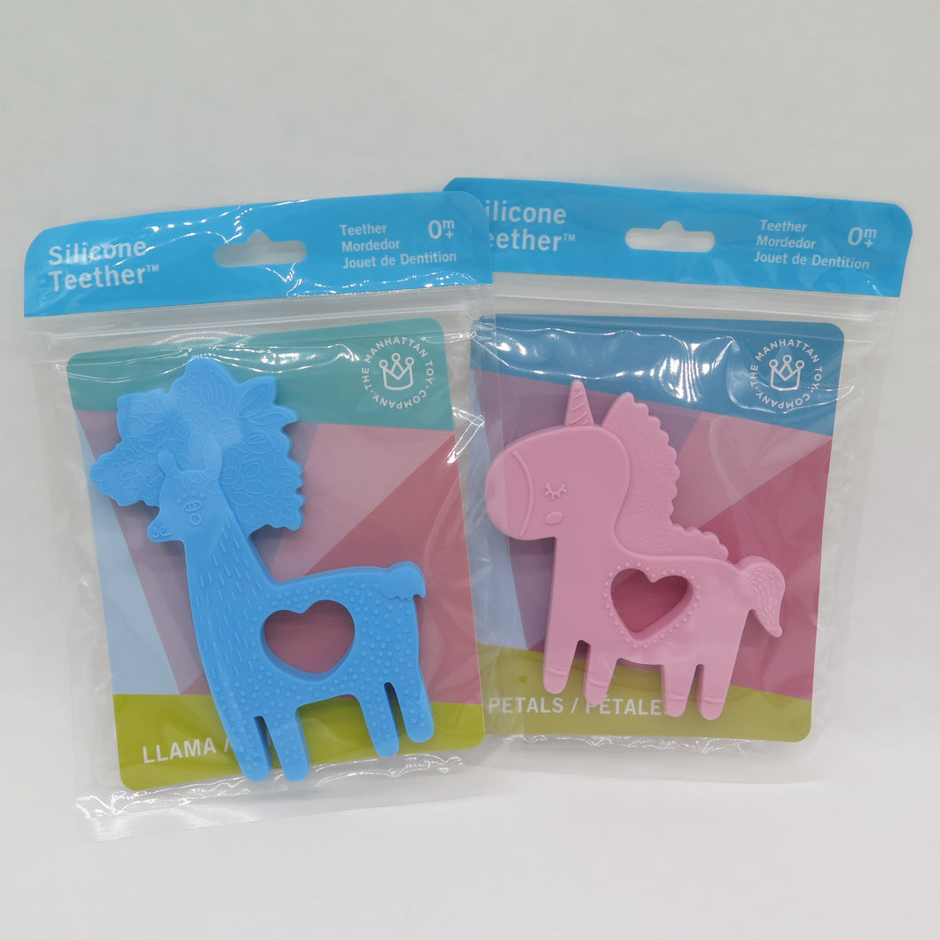 Silicone Teether Petals