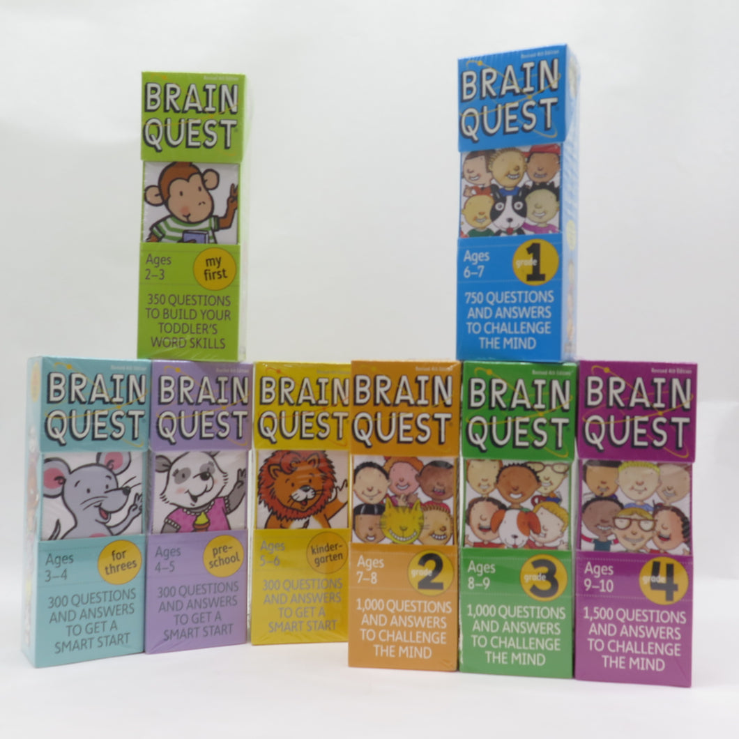 Brain Quest for 3s