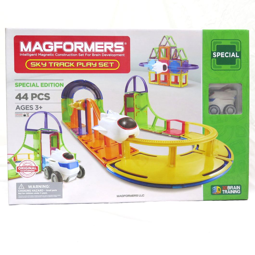 Sky Track 44pc Magformers