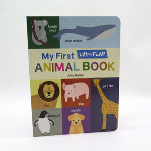 My First Lift-the Flap Animal Book