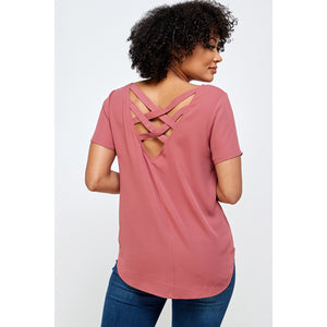 Perla Pocket Top