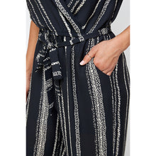 Load image into Gallery viewer, Streamliner Striped Jumpsuit