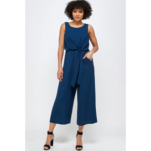 Rylie Belted Jumpsuit