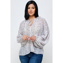Load image into Gallery viewer, Mountain Billow Blouse