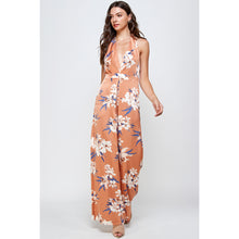 Load image into Gallery viewer, Melrose V-Neck Jumpsuit