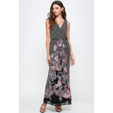 Load image into Gallery viewer, Arizona V-Neck Maxi Dress
