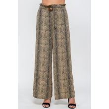 Load image into Gallery viewer, Bethany Belted Pant